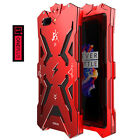 Armor Metal Aluminium Shockproof Protective Case Cover For Oneplus One Plus 5