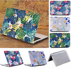 Matte Flower Design Print Hard Case Cover For Macbook Pro 13 And Retina 13