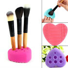 Внешний вид - Cleaning Mat Hand Tool Silicone Makeup Brush Cleaner Pad Washing Scrubber Board