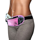 RUNNING BELT FOR PHONE - FANNY PACK for running Comfortably Carry Your iPhone 6 image