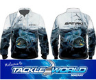 SAMAKI Fishing Sun Shirt Murray Cod Long Sleeve UPF 50+ TACKLE WORLD