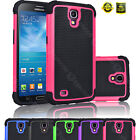For Samsung Galaxy Mega 6.3 Shockproof Matte Rugged Rubber Hard Phone Case Cover