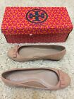 New Tory Burch  Bryant Quilted Ballet Flats Shoes size 6 6.5 & 7US