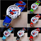 Spiderman Children's Watch For Kids Boys Girls Kids Christmas Gift Time Hot Sell