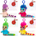 Keel Toys Moonlings Lemurs 10cm Keychains Plush Soft Toy Clearance Sale Keychain