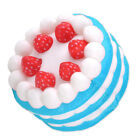 12CM Cute Strawberry Cake Super Squishy Scented Slow Rising Kids Toy