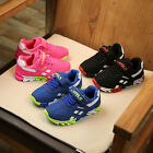 Kids Toddler Baby Boy Girl Sneakers Casual Sport Athletic Shoes Outdoor Trainers