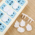20Pcs Safety Outlet Plug Protector Covers Child Baby Proof Electric Shock Guard