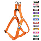 Pawtitas Pet Soft Adjustable Step-In Reflective Puppy / Dog Harness