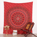 Mandala Tapestry Indian Decor Queen Bedspread Wall Hanging Bohemian Dorm Throw