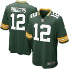 Green Bay Packers Jersey Aaron Rodgers #12 Nike Youth Game R