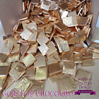 Gold Foiled Milk Chocolate Neapolitans Wedding, Birthday, Christening Favours