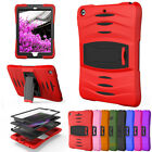 Defender Hybrid Shockproof Stand Case Protective Cover For Apple iPad 2 3 4