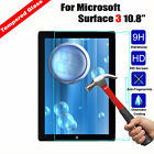Tempered Glass Premium Screen Protector For Microsoft Surface Pro 5 2017 12.3