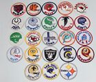 Vintage NFL Football Iron-on Embroidered Shirt Jacket Jersey Hat Clothing Patch on eBay