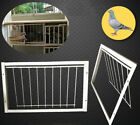 80x26cm Wires Bars Frame Racing Pigeon Entrance Fantail Tumbler Loft Supply *