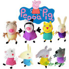 Peppa Pig Friends Suzy Candy Emily Pedro Zoe Danny Kids Baby Soft Toy Dolls 19cm