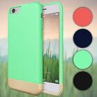 Shockproof Hybrid Rugged Rubber Hard Cover Case For Apple iPhone 6 6S Plus