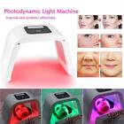 LED Light Therapy Skin Rejuvenation PDT Anti-aging Beauty Machine 4 Colors JS*
