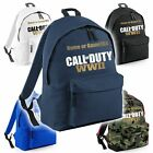 Call of Duty WWII World War 2 (COD WW2) Backpack Bag - Optionally Personalised