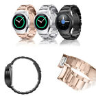 For Gear S2 Watch Band Samsung Gear S2 SM-R720/R730 Stainless Steel Strap Bands image