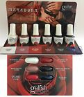 "Gelish Soak Off Gel Polish- 2017 Fall ""Matador Collection"" 6 Colors- 0.5 oz"