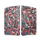 """XOOMZ Summer Tropical Style PU Leather Stand Case Cover For Apple iPad Pro 10.5"""""""