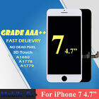 """For iPhone 7 4.7"""" A1660 A1778 A1779 LCD 3D Touch Screen Digitizer Replacement US"""