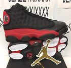 Air Jordan 13 Retro GS Black True Red 414574-004 Grade School SHIPS NOW 4 THRU 7