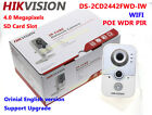 HIKVISION English 4MP DS-2CD2442FWD-IW HD IR Cube WiFi Security IP Camera