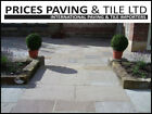 Natural Indian Sandstone Patio Paving Slabs Flags Pavers 7 COLOURS - DELIVERED*
