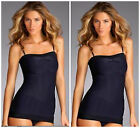 DKNY Intimates Dark Blue Firm Control Convertible Shaping Camisole Top