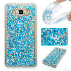 Dynamic Liquid Glitter Stars Bling Quicksand Soft Case Cover for Samsung Galaxy