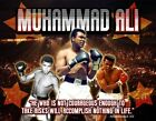 Muhammad Ali Quote He who is not courageous enough to ... canvas print 18x14
