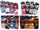 Womens Ladies Girls Horse Print Colourful Design Warm Cozy Everyday Socks 4-7