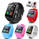U8s Bluetooth Smart Wrist Watch Phone Mate Fitness For Android Samsung iOS #A