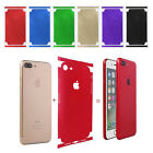 FULL BODY VINYL DECAL WRAP KIT STICKER SKIN COVER for iPHONE 6 6S 7 7 PLUS