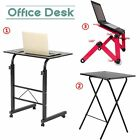 Desk Computer Laptop Work Table Workstation Writing Stand Up