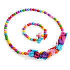 Candy Children Gift Girls Princess Baby Beads Necklace Bracelet Cute Set Jewelry