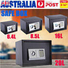 Electronic Safe Digital Security Box Home Office Cash Deposit Password 6.5-20L