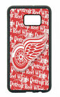 Detroit Red Wings Phone Case For Samsung Galaxy S10 S9 S8 S7 S6 Edge Note 9 8 5 $13.95 USD on eBay