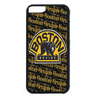 Boston Bruins Phone Case For iPhone X XS Max 8 8+ 7 6 Plus 5 4 Black TPU Cover $13.95 USD on eBay