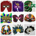 FEATHER MASKS 50+ Unique Masks to Choose From! Costume/Halloween/Masquerade