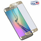 2x For Samsung Galaxy S7 Edge Tempered Glass Full Cover 9H HD Screen Protector