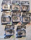 STAR TREK EAGLEMOSS COLLECTION - 22,31,35,43,47,62,99 - PICK THE 1 YOU WANT