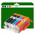 Various Bundles of C570/1 non-OEM Compatible Ink Cartridges for Canon Printers