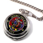 Rait Scottish Clan Pocket Watch