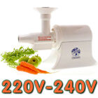 Champion 2000+ Commercial Juicer 220V 230V 240V + Choose Attachments - MAR-220