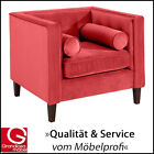 Max Winzer Jeronimo   Sessel   Chesterfield   Velours   13 Farben