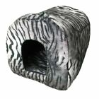 Tunnel Bed for Cat and Small Dog USA Made Animal Print